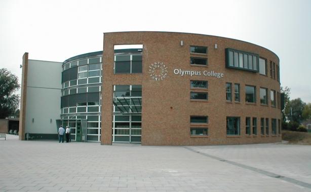 2e fase gebouw